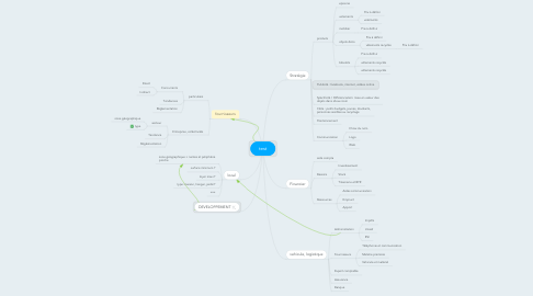 Mind Map: ALLIANCE