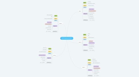 Mind Map: SCIS Projektteams 2019