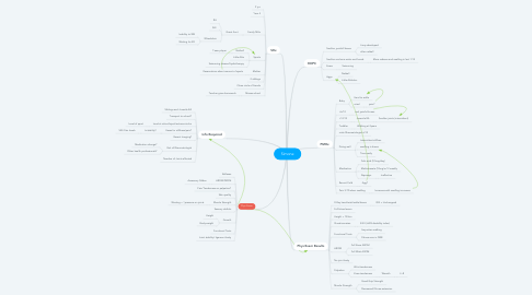 Mind Map: Simone