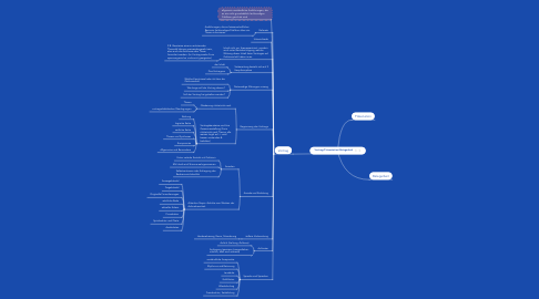 Mind Map: Vortrag/Präsentation/Belegarbeit