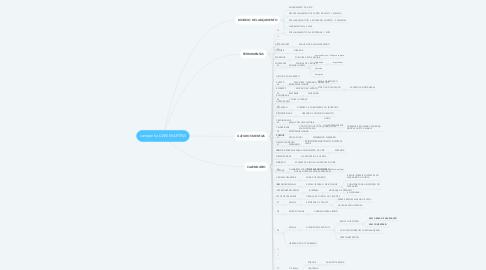 Mind Map: campanha DANI MARTINS