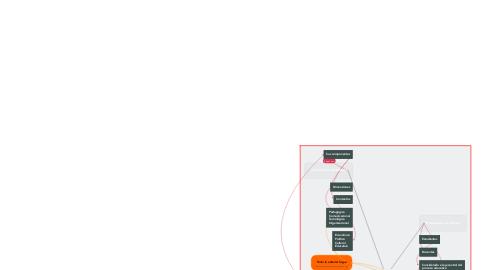Mind Map: Modelo Pedagógico de la FESAD - UPTC