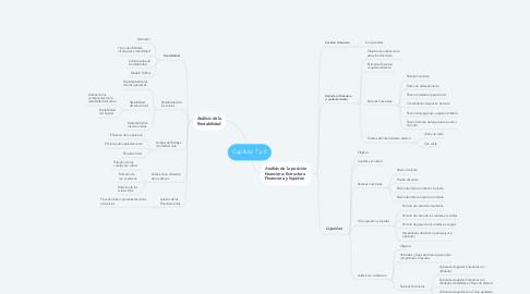 Mind Map: Capítulo 7 y 8