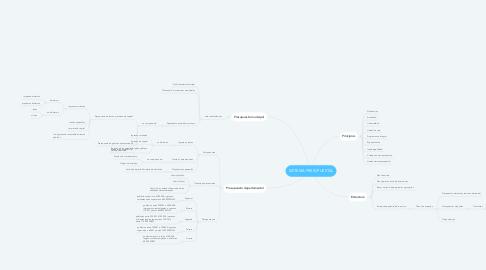 Mind Map: SISTEMA PRESUPUESTAL