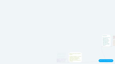 Mind Map: EFECTO DE LA IONOSFERA