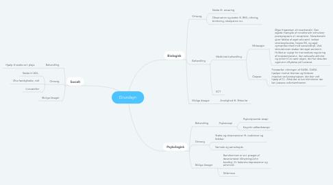 Mind Map: Grundsyn