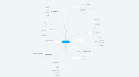 Mind Map: sinterklaas