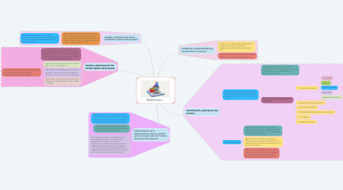 Mind Map: Estudio técnico