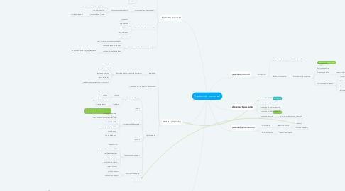 Mind Map: Traducción comercial