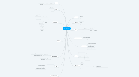Mind Map: YC Interview