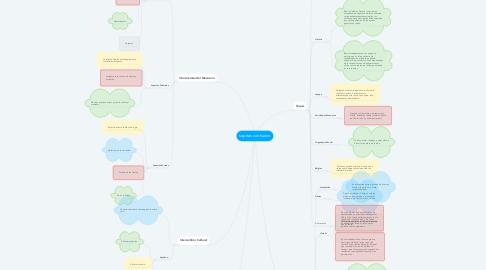 Mind Map: sopitas con huevo