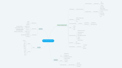 Mind Map: Bases Epistemológicas