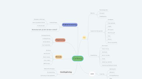 Mind Map: Carlsberg