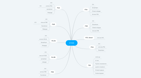 Mind Map: S7300
