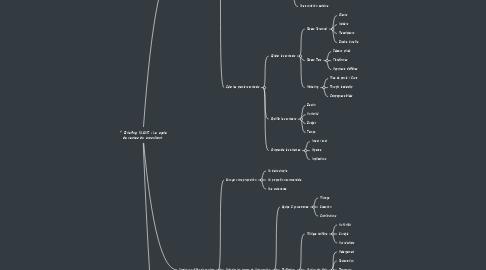 Mind Map: ⚡️ Briefing KLEVR : Le cycle de ventes du consultant