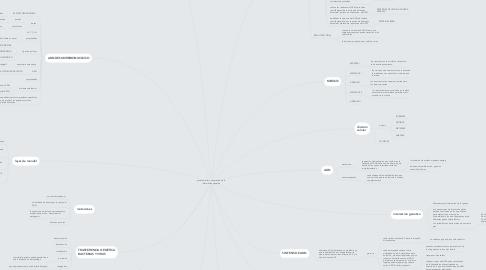 Mind Map: problema flujo y expresión de la información genética