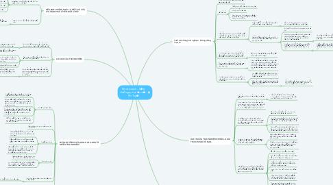 Mind Map: Review sách - Sống như ngày mai sẽ chết - Phi Tuyết