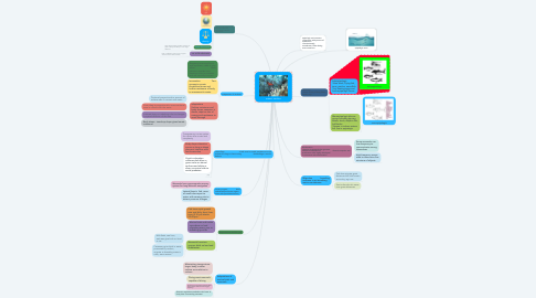 Mind Map: oceanic neckton
