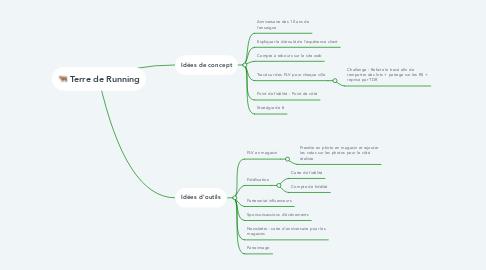 Mind Map: CORRIDA