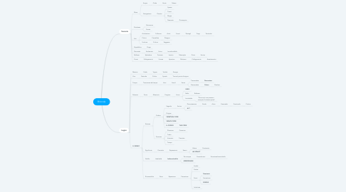 Mind Map: Briccola