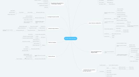 Mind Map: Modas Administrativas