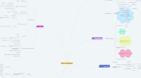 Mind Map: Business Negotiation