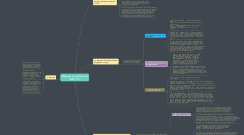 Mind Map: El Estudio De Los Efectos A Largo Plazo.