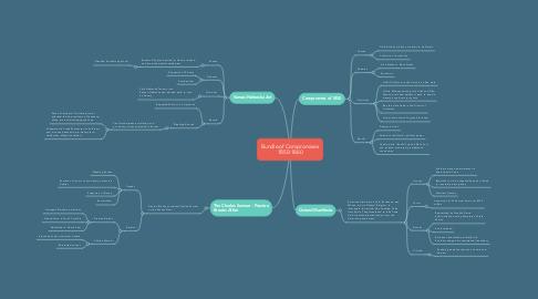 Mind Map: Bundle of Compromises 1850-1860