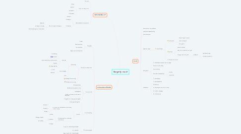 Mind Map: Burgerlijk recht