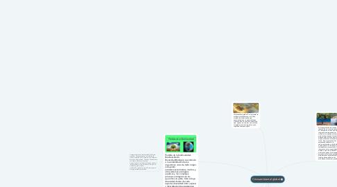 Mind Map: Crisis ambiental global