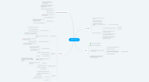 Mind Map: MKB AFR Test