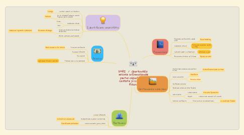 Mind Map: SMRI  /  Oportunități  resurse informa'ționale pentru chișinăuieni :  Calitate și Cantitate Riscuri