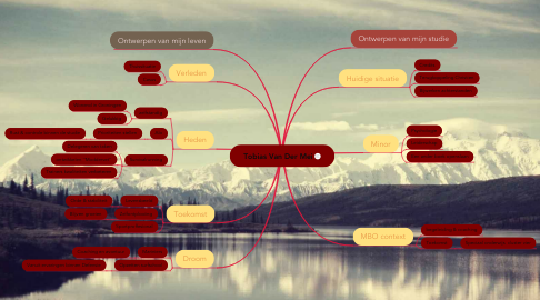 Mind Map: Tobias Van Der Mei