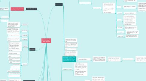 Mind Map: GRAMÁTICA Y ORTOGRAFÍA