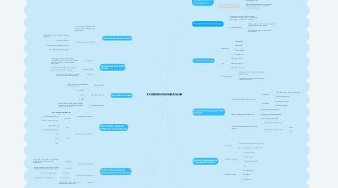 Mind Map: EKONOMI KELEMBAGAAN