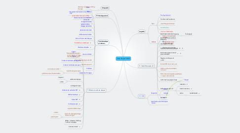 Mind Map: Choix Projets T 2010
