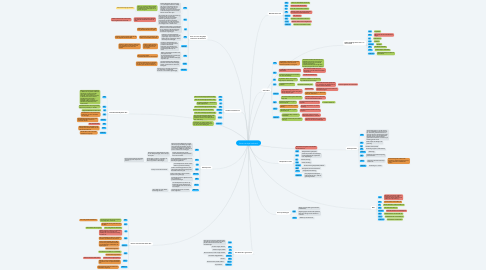Mind Map: Externe analyse kwalitatief