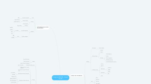 Mind Map: Entreprise BD3UE8 - Dupont Gaëlle