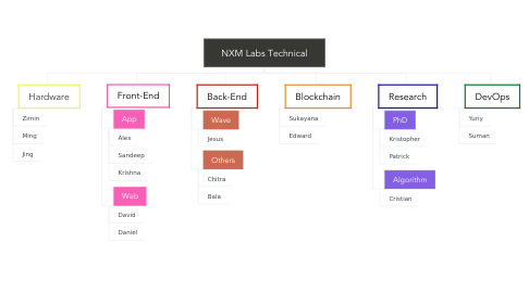 Mind Map: NXM Labs Technical