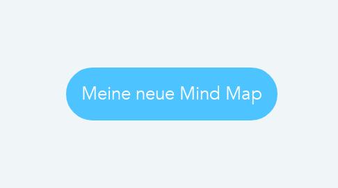 Mind Map: Meine neue Mind Map