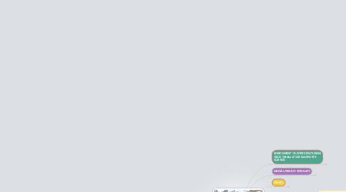Mind Map: DIGITAL INSTRUCTION &COMMUNICATION