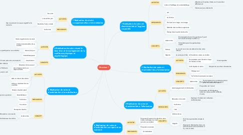 Mind Map: Monsieur T