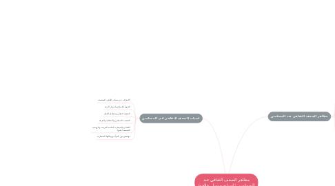 Mind Map: الشبكة اللاسلكية الالكترونية