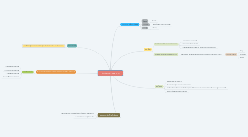 Mind Map: สารสนเทศการพยาบาล