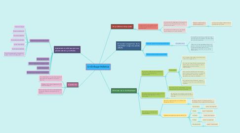 Mind Map: Un Enfoque Holistica