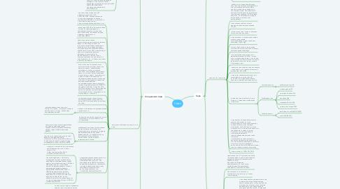 Mind Map: Сера