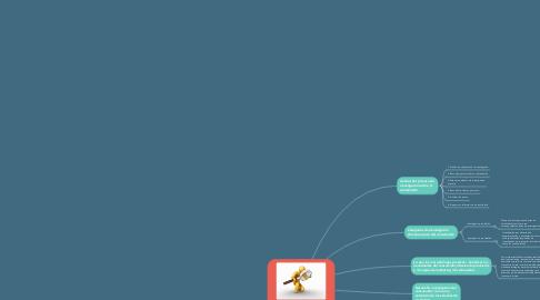 Mind Map: El Proceso de Investigación  del Consumidor