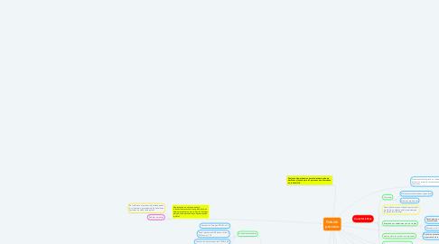 Mind Map: Debido proceso