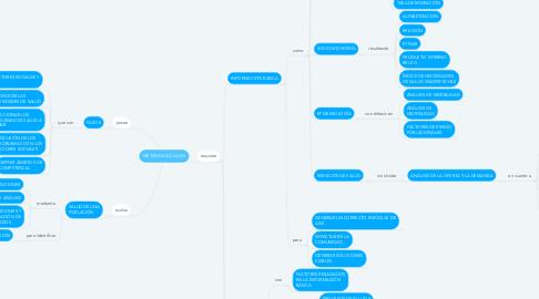 Mind Map: METODOLOGÍA ASIS