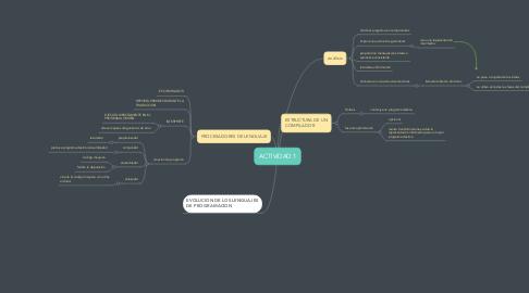 Mind Map: ACTIVIDAD 1